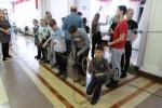 В Искитиме стартовала зимняя туриада школьников