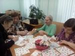 Зимние праздники» женского клуба «Сударыня»