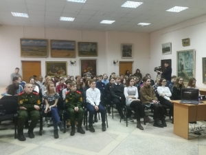 В Искитиме открыт Год Памяти и Славы