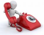 «Прямая телефонная  линия» по теме «Меры социальной поддержки семей с детьми на территории Новосибирской области»