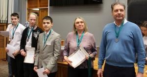 Учащиеся Лебедёвской и Тальменской школ приняли участие в IX Открытом сибирском турнире юных физиков
