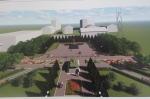 В поселке Линево на Аллее Боевой Славы строят памятник воинам Великой Отечественной войны