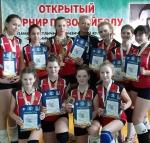 Серебро Алтая – у искитимских волейболисток