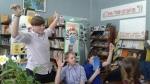 Правовая игра «В избиратели пойду, пусть меня научат» прошла в Листвянской сельской библиотеке