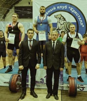 Атлеты из Искитима – победители Кубка Новосибирской области