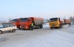 Госавтоинспекция проводит профилактический рейд «Грузовой транспорт»