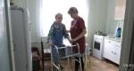 Служба сиделок для помощи инвалидам появилась в Искитимском районе