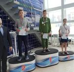 Юные пловцы из Искитима завоевали медали первенства Новосибирской области