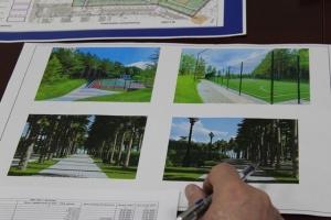 В Искитиме готовятся к работам по благоустройству парка Южного микрорайона