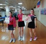 Искитимские теннисисты привезли медали первенства Новосибирска
