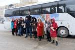 Автопоезд «Сибирь Героическая» начал свою работу