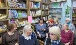 Премьера устного журнала «Актерская книга» состоялась на встрече женского клуба «От печали до радости»