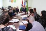 В Искитиме прошло заседание штаба по координации действий и сбору оперативной информации об обстановке на территории города