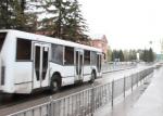 На график выходного дня переходят автобусы в Искитиме