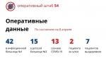 Два новых случая заражения COVID-19 подтверждены в Новосибирской области