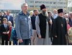 Губернатор Андрей Травников и Митрополит Новосибирский и Бердский Никодим обратились к новосибирцам