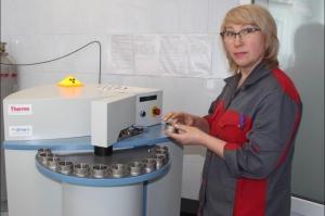 В АО «Искитимцемент» запущено в работу новое лабораторное оборудование