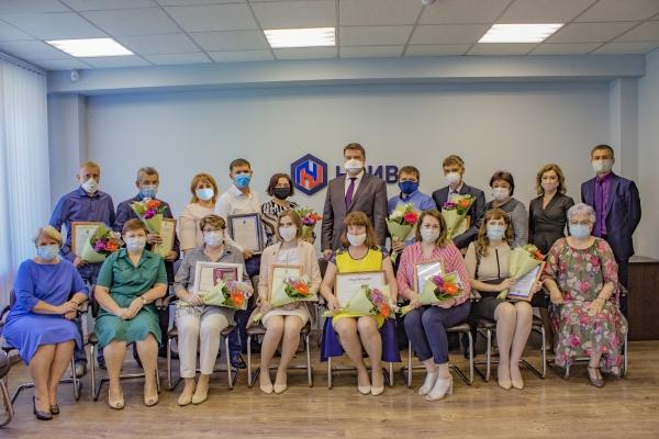 40 работников АО «НЗИВ» удостоены почетных грамот и благодарностей
