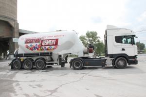 На цементном заводе запустили новое оборудование стоимостью 270 млн рублей и выпустили 110-миллионную тонну цемента