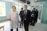 Губернатор Андрей Травников лично проверил обеспеченность СИЗ и выплаты врачам Искитимской ЦГБ в рамках борьбы с пандемией COVID-19