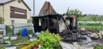 Дачный сезон: сгорели дачные бани