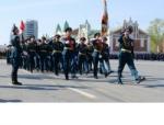 24 парадных расчета пройдут 24 июня на Параде Победы в Новосибирске