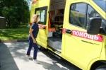 Новая машина скорой помощи для борьбы с коронавирусом поступит в Искитим