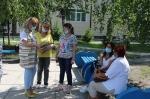 Около 20 вопросов поступило от искитимцев в мобильную приемную партии «Единая Россия»