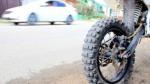В Искитиме подросток на мотоцикле столкнулся с автобусом