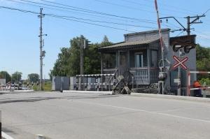 В ночь с понедельника на вторник будет закрыт на ремонт переезд в Бердском совхозе