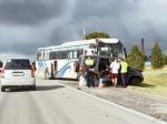 Два человека пострадали в аварии недалеко от р.п. Линево