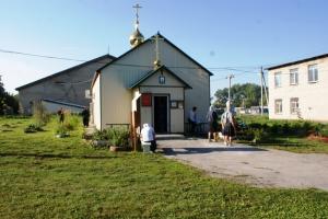 Тальменка готовится к важному событию – установке здесь Поклонного Креста