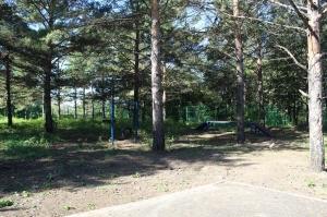 Парк Южного микрорайона: смотрим, что уже сделано и почему парку нужна охрана от вандалов