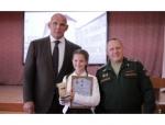"""Награждены искитимские школьники, ставшие победителями проекта """"Любить Родину"""""""
