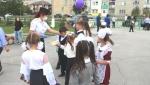 Госавтоинспекторы Искитимского района поздравили школьников с Днем Знаний