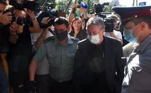 Ефремов в суде признал свою вину в ДТП, тем не менее гособвинение потребовало приговорить его к 11 годам колонии