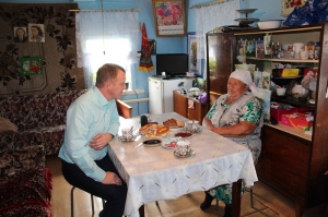Подарком ко Дню пожилого человека станет фильм о талантах Искитимского района
