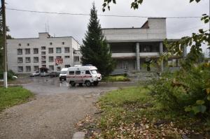 Губернатор поддержал проект ремонта больницы в р.п. Линёво и поликлиники на станции Евсино