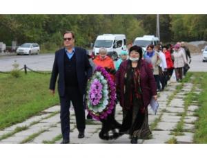 В Искитиме почтили память российских немцев, пострадавших от репрессий и депортации
