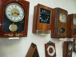 Часы из бабушкиного детства могут увидеть посетители Искитимского музея на выставке «Делу время…»