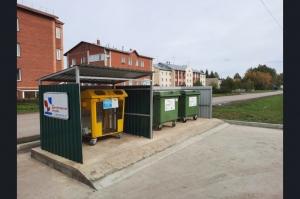 Площадки для накопления мусора будут создаваться по единому стандарту в Искитимском районе