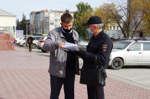 В Искитимском районе проводится опрос об эффективности работы полиции