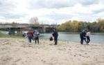 В Искитиме прошла экологическая акция «Чистый берег»