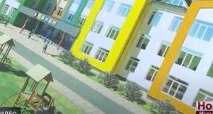Бассейн, лифты и пандусы предусмотрены в строящемся детском садике в Подгорном микрорайоне. Здесь уже готовы зимой приступить к отделке