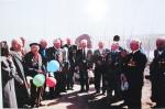 Инициативная группа Совета ветеранов Искитиммраморгранит реализует проект «Неугасима память поколений…»