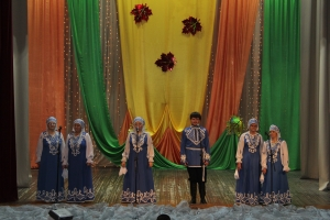 В Искитиме пожилых горожан поздравили с праздником
