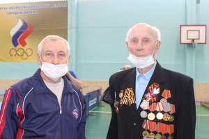 Свои победы искитимские спортсмены-ветераны посвящают всем тем, кто защищал нашу родину в годы Великой Отечественной войны