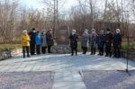 В Ложках после реконструкции открылся памятный знак в честь 60-летия Победы в ВОВ