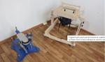 Бесплатный пункт проката спецсредств для реабилитации детей-инвалидов появился в р.п. Линево