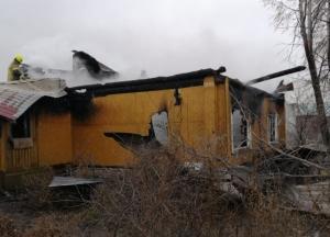 На помощь властей и добрых людей надеются погорельцы из села Бурмистрово